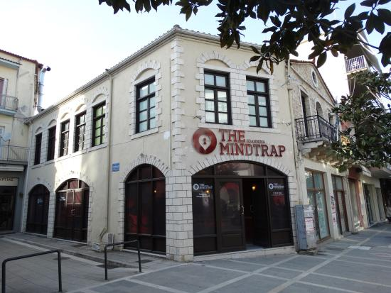 The MindTrap Ioannina