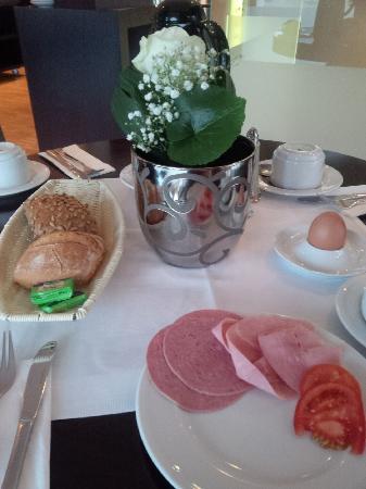 Hotel Reckord: Frühstück
