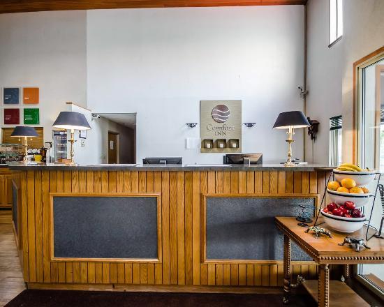 Comfort Inn: INLOBBY