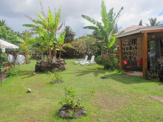 Cabanas Anakena