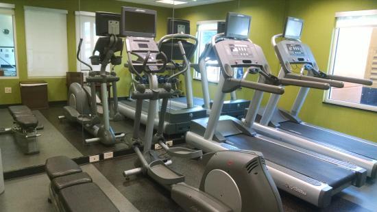 Fairfield Inn & Suites Harrisonburg: Gym