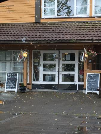 Hjorten Batnfjord - Restaurant