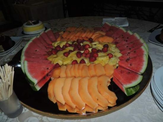 Chalet delle Ginestre : frutta