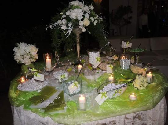 Chalet delle Ginestre : banchetto