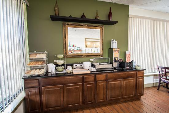 Quality Inn & Suites Sebring : Fl Bkfast