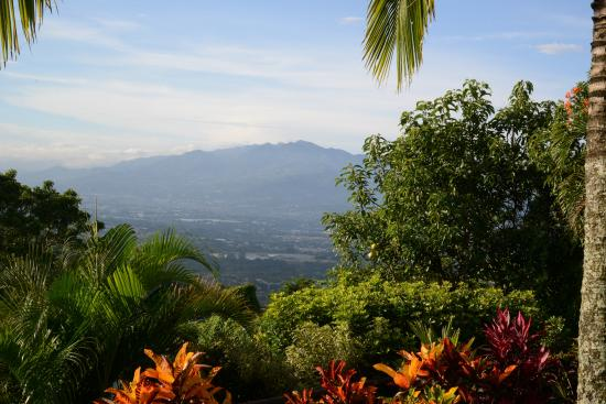 Alajuela, Costa Rica: Nice view from the balkony