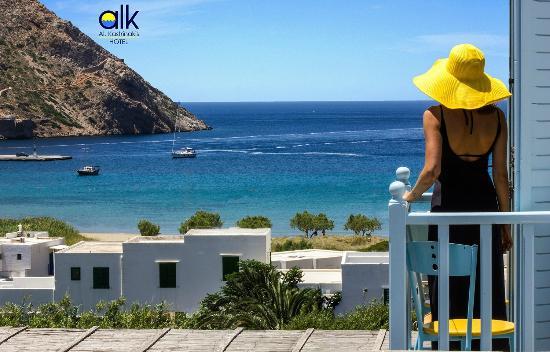 ALK Hotel: view