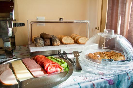 ALK Hotel: buffet