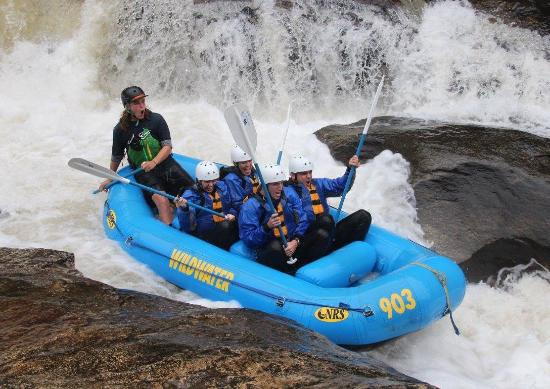 Long Creek, SC: Wildwater Chattooga Rafting