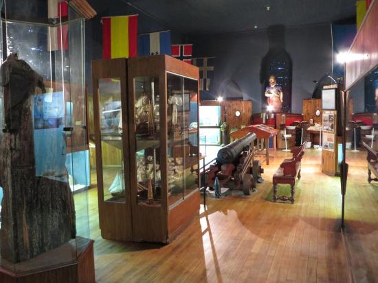 Bredasdorp, South Africa: Shipwreck Museum (Exhibition Room)