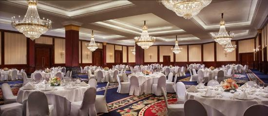 The Ritz-Carlton, Berlin: Ballroom - banquet set-up