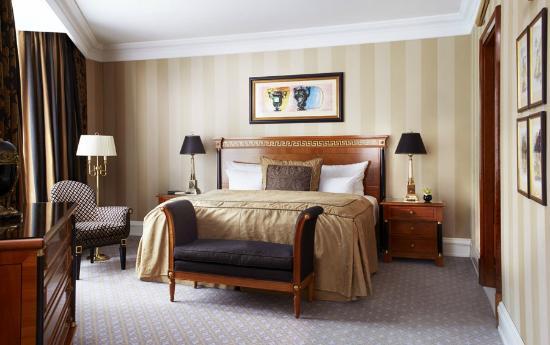 The Ritz-Carlton, Berlin: Bellvue Suite - bedroom