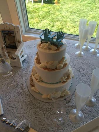 Cottage Street Bakery: Wedding Cake
