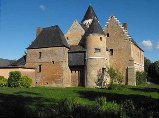 Verrerie, Centre Culturel du Manoir de Fontaine