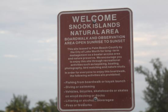 ‪Snook Islands Natural Area‬