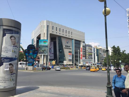 ‪Kizilay Square‬