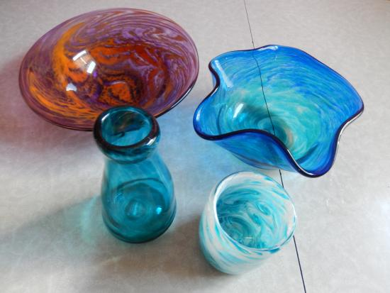 Popelka Trenchard Glass: Our glass projects