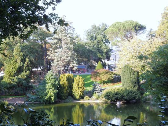 Jardin des plantes d 39 angers petit tr sor de verdure picture of jardin des plantes angers - Petit jardin image angers ...