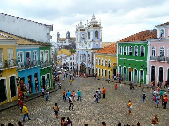 Salvador, BA: Largo do Pelourinho