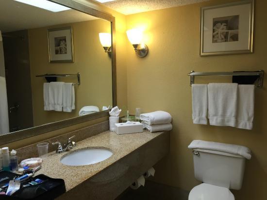 Pia Do Banheiro Picture Of Holiday Inn Express Miami