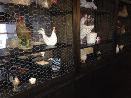 the Potted Hen : Some Potted Hens!!