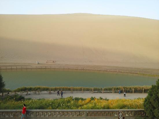 Dunhuang Nanhu Lake