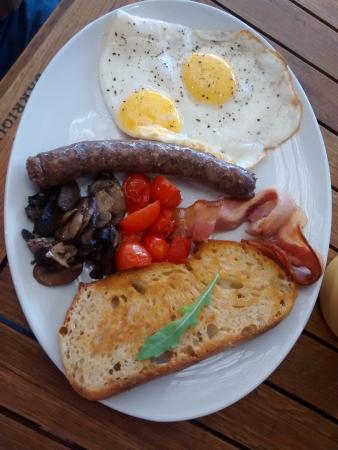 Villiersdorp, Νότια Αφρική: Die Ou Meul Breakfast
