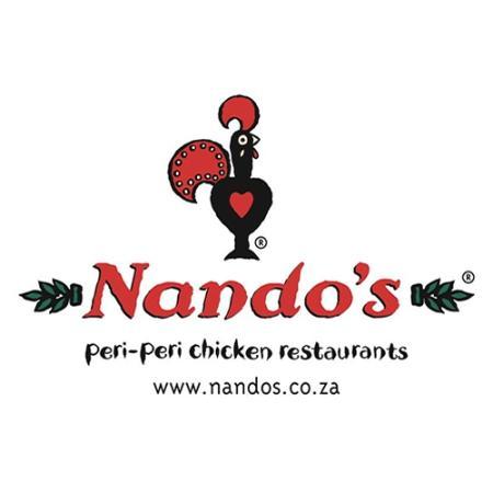 Arcadia, Afrique du Sud : Logo Nando's Sancardia