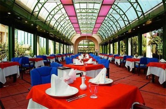 Grand Hotel Ontur: Restaurant