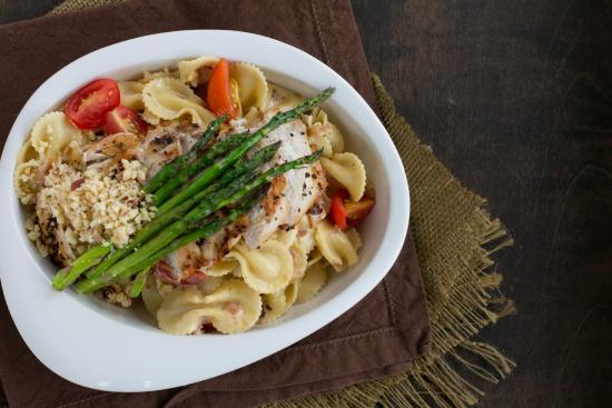 The Bluebird: Smokehouse Pasta