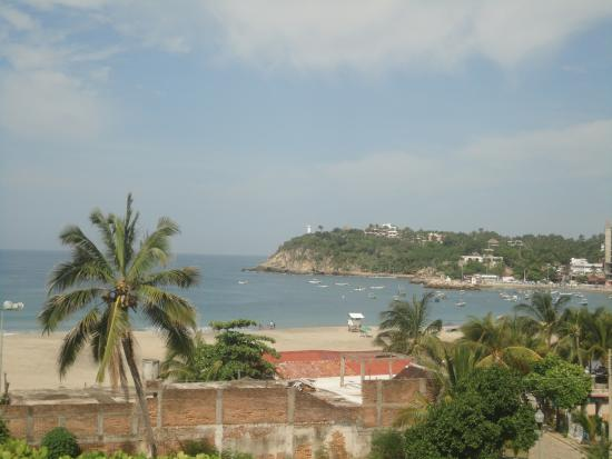Hotel Flor de Maria: Vista