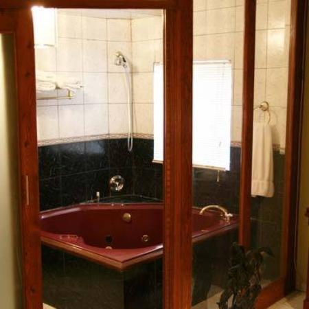 European Guesthouse: Bath
