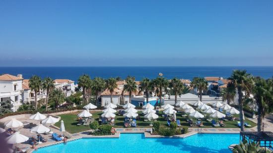 Aldemar Royal Mare: Main pool