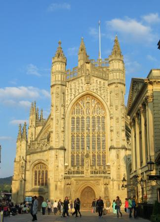 Anabelle's Guest House: Bath Abbey