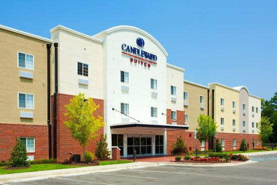 Candlewood Suites Rocky Mount