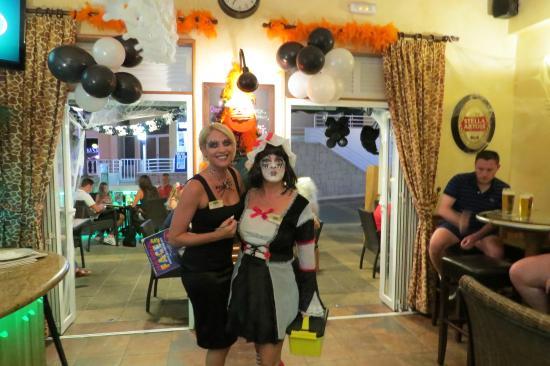 Colonial : Halloween Fun