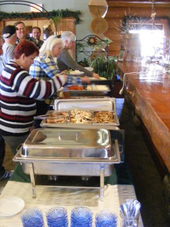 Bridge Lake, Canada: Great Food