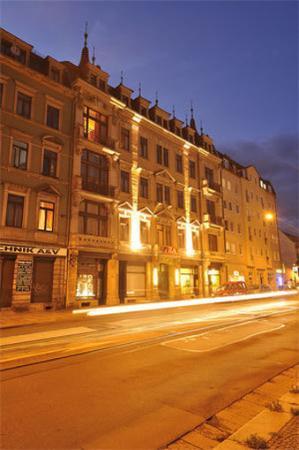 AHA Hotel Dresden: Exterior View