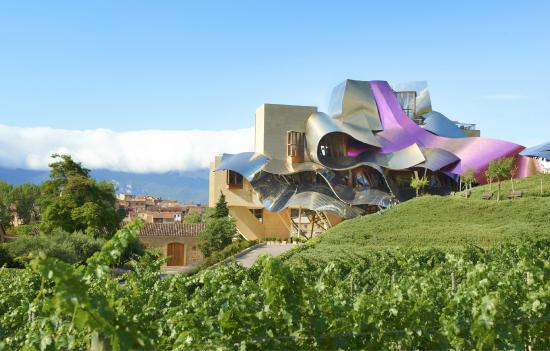 Elciego, Ισπανία: Welcome to the Hotel the Marqués de Riscal, a Luxury Collection Hotel