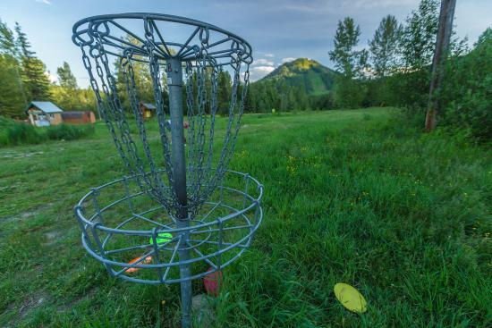 Thin Air Disc Golf Club