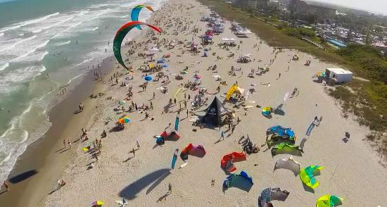 Ron Jon Kiteboarding Shop and School: Kiteboarding Contest