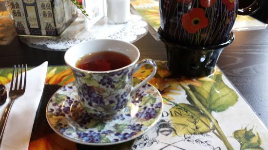 Sweetea's Tea Shop: Winter Chai hot @ Sweatea's
