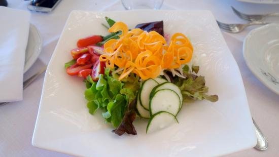 Hotel Da Salvatore: Salade