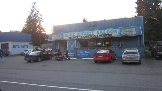 Blue Spruce Saloon