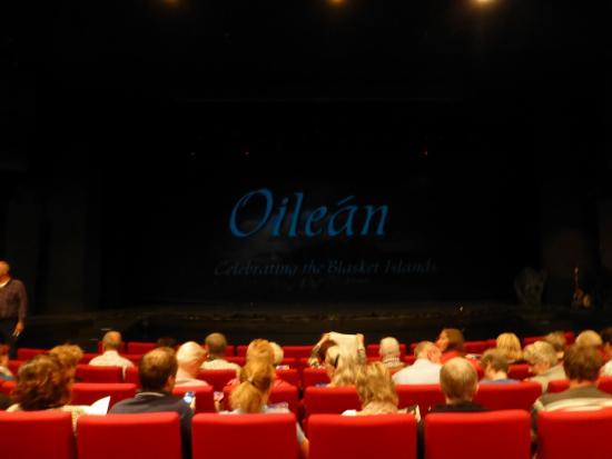 Siamsa Tire National Folk Theatre: Oilean