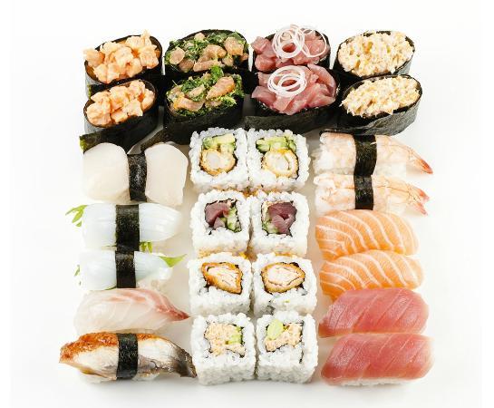 Matsuri Vincennes : Sushi Party Deluxe