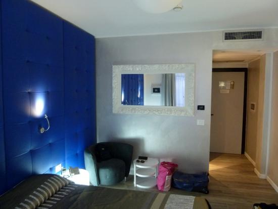Hotel La Rocca: Zimmer