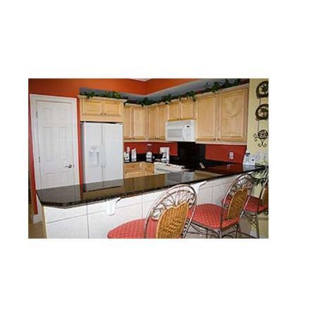 Summer Place Resort: Kitchen