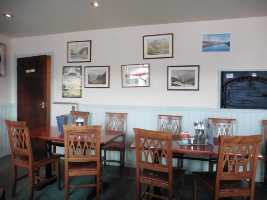 Lochcarron, UK: La salle