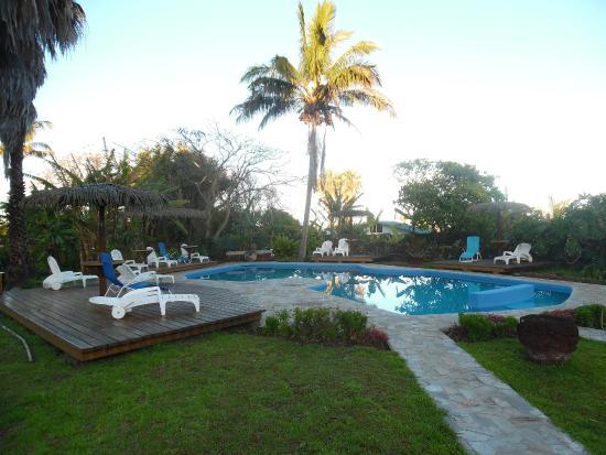 O'tai Hotel: piscina
